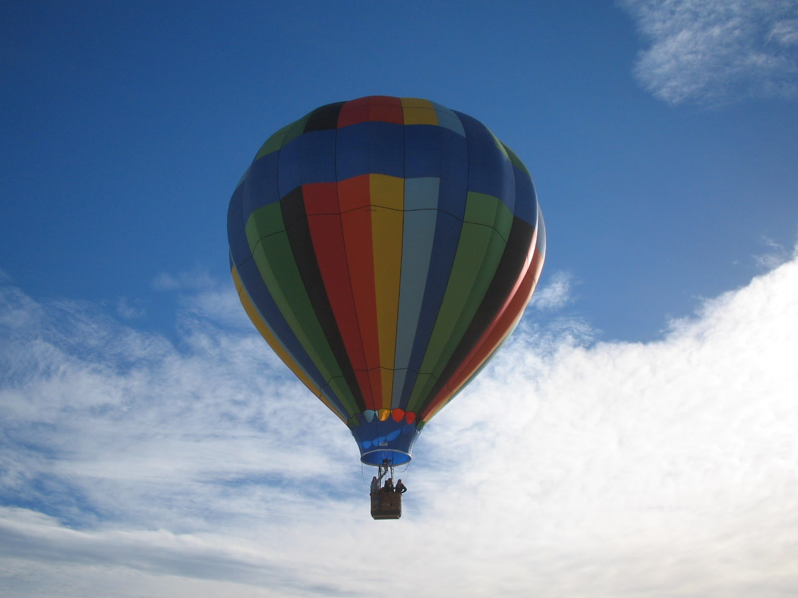 hot air balloon rides southern california